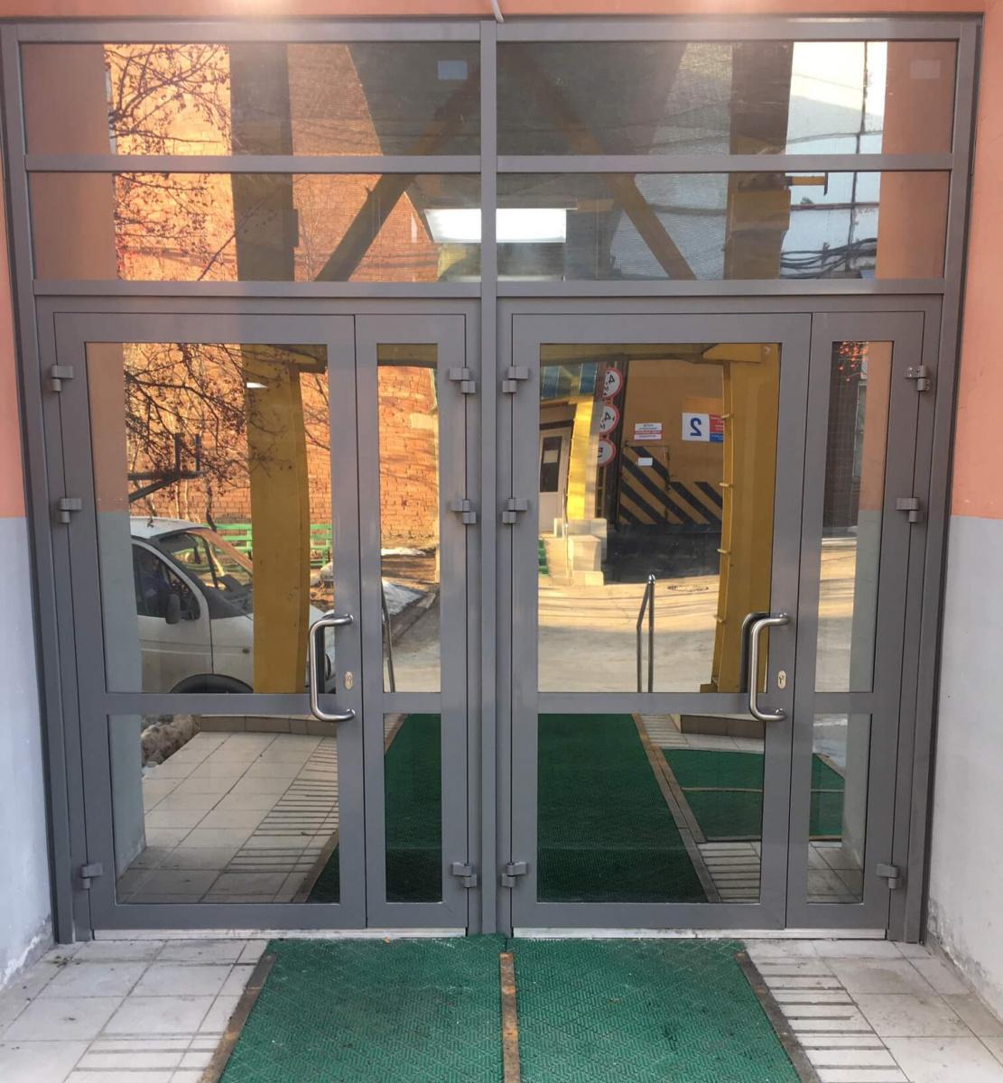 Тамбуры и входные двери в Тольятти