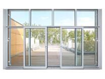 порталы раздвижные окна, Трехполозные Раздвижные окна